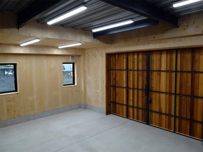 専用倉庫 (コアジロハウス 住戸B ―眺望を最大限に生かした共同住宅ー)