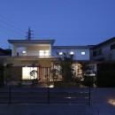 株式会社前田工務店の住宅事例「夕日の家」