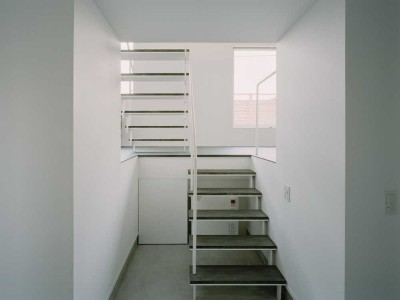 階段 (ワンルームの家)