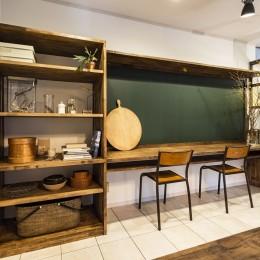 岐阜市K様邸~懐かしくて、どこか新しい昔の木造校舎のような家~