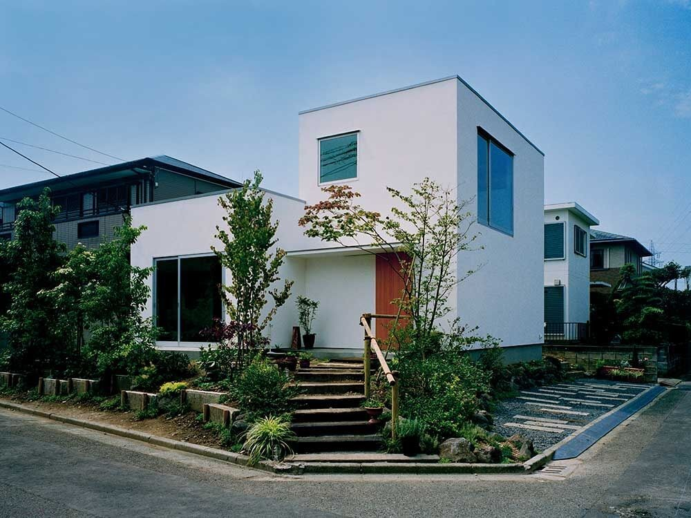 前田工務店「丘の上の家」