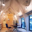 西熱海の陶芸工房のある家