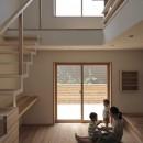 株式会社前田工務店の住宅事例「木づくりの家」