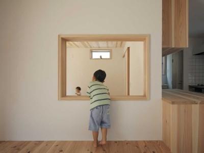 主寝室 (木づくりの家)