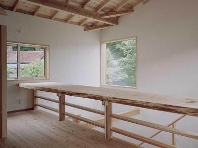 廊下 (木づくりの家)