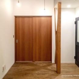 【 カフェのように寛げる趣味と理想の住まい 】―  座間市 O様邸~木造在来工法 中古一軒家の屋内フルリノベーション  ―