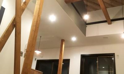 LDLスペース|【 カフェのように寛げる趣味と理想の住まい 】―  座間市 O様邸~木造在来工法 中古一軒家の屋内フルリノベーション  ―
