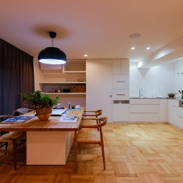 ライフスタイルに合わせた上質な住まい~暮らしにこだわったマンションリノベ~