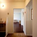 吉永建築デザインスタジオの住宅事例「高倉台団地の暮しのハコ301|神戸市須磨区の団地DIYリノベーション」