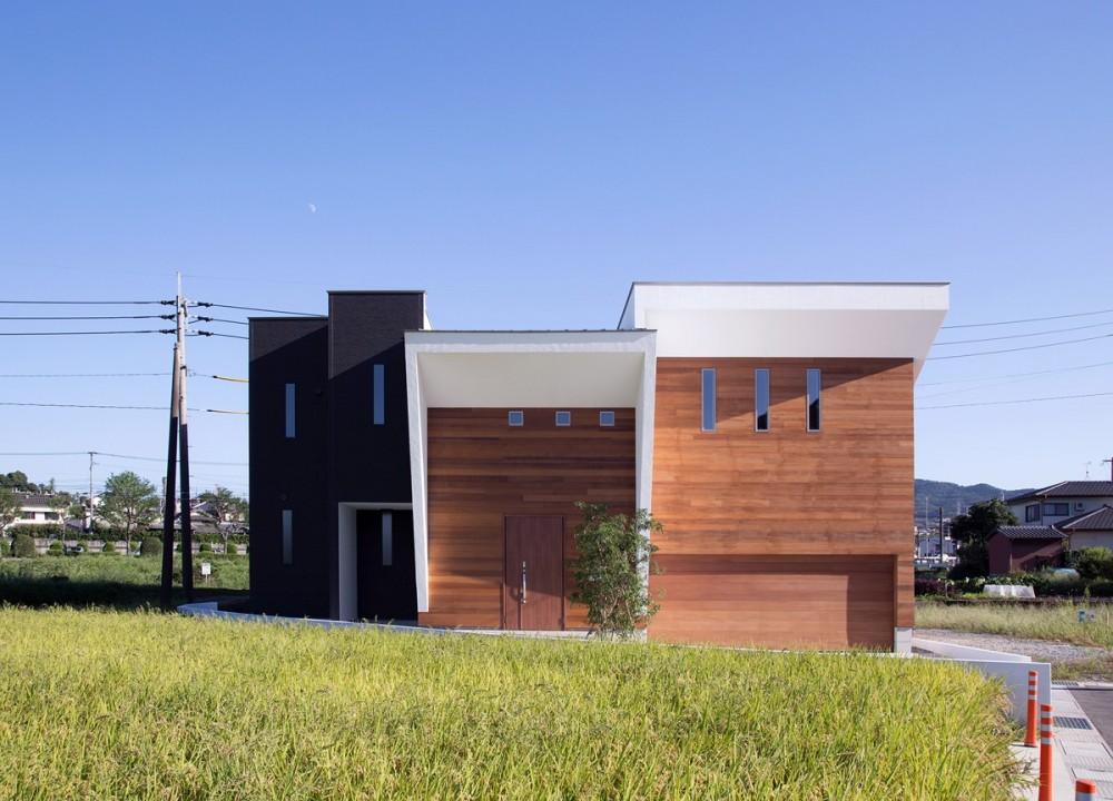 I6-house「木漏れ日のある家」 (外観2)