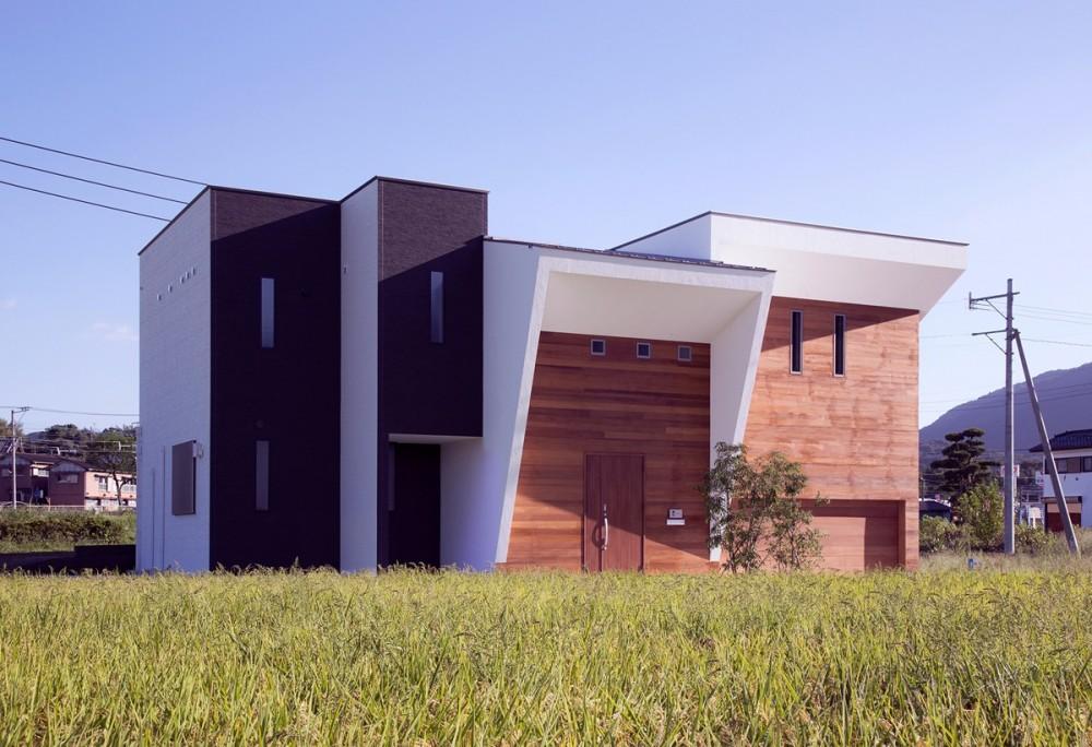 外観3 (I6-house「木漏れ日のある家」)