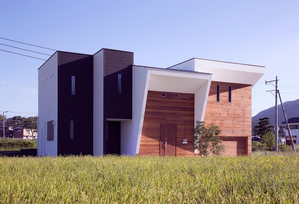 建築家:佐藤正彦「I6-house「木漏れ日のある家」」
