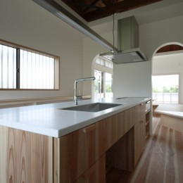 愛川の家 (キッチン)