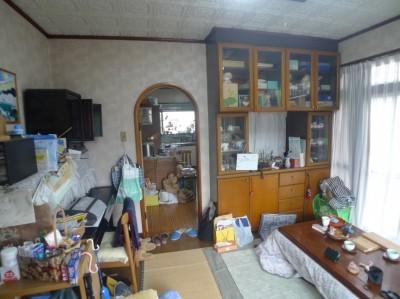 愛川の家 (Before)