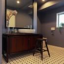 ライフスタイルに合わせた上質な住まい~暮らしにこだわったマンションリノベ~の写真 毎日のお掃除も手軽に…