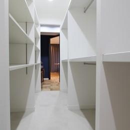 ライフスタイルに合わせた上質な住まい~暮らしにこだわったマンションリノベ~ (収納力抜群でお部屋もスッキリ!)