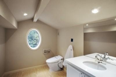 トイレ (イタリア山レジデンス)