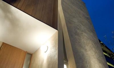 埼玉県和光市の区画整理地の家