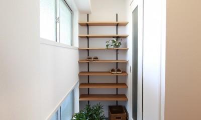 機能的な動線とおもてなしの空間|ライフスタイルに合わせた上質な住まい~暮らしにこだわったマンションリノベ~