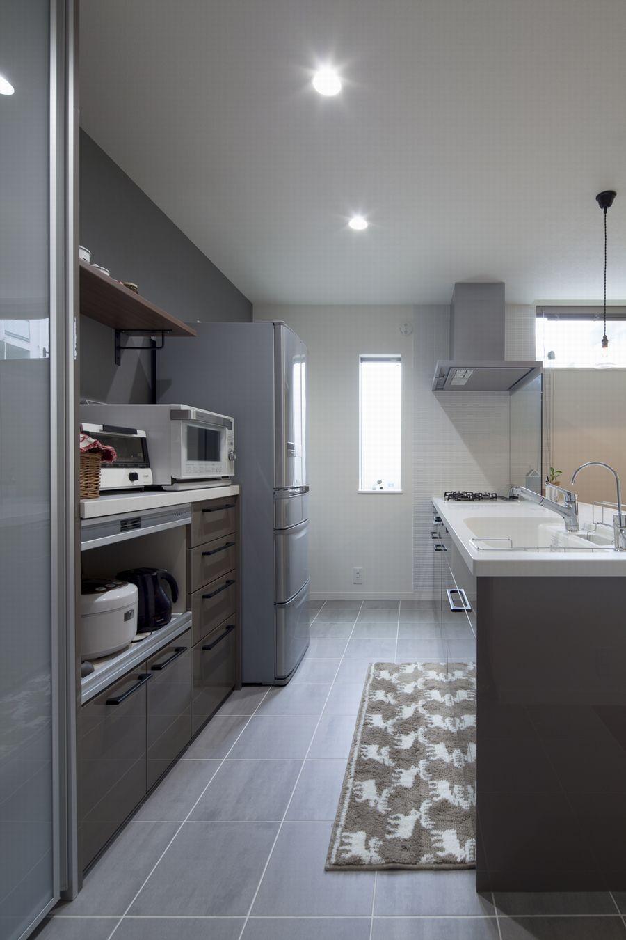 大人かわいい家 (キッチン)