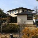 4D studio Naganoの住宅事例「継ぐ家」