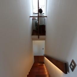 継ぐ家 (階段)