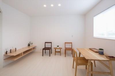 洋室 (眺望を楽しみ穏やかに暮らす家)