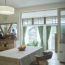 NE-CODATE-二世帯住宅+猫部屋、家族が集まる広い縁側