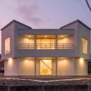 眺望を楽しみ穏やかに暮らす家の写真 外観