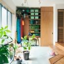 IDEIの写真 広々とした土間と玄関