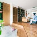 アネストワンの住宅事例「IDEI」