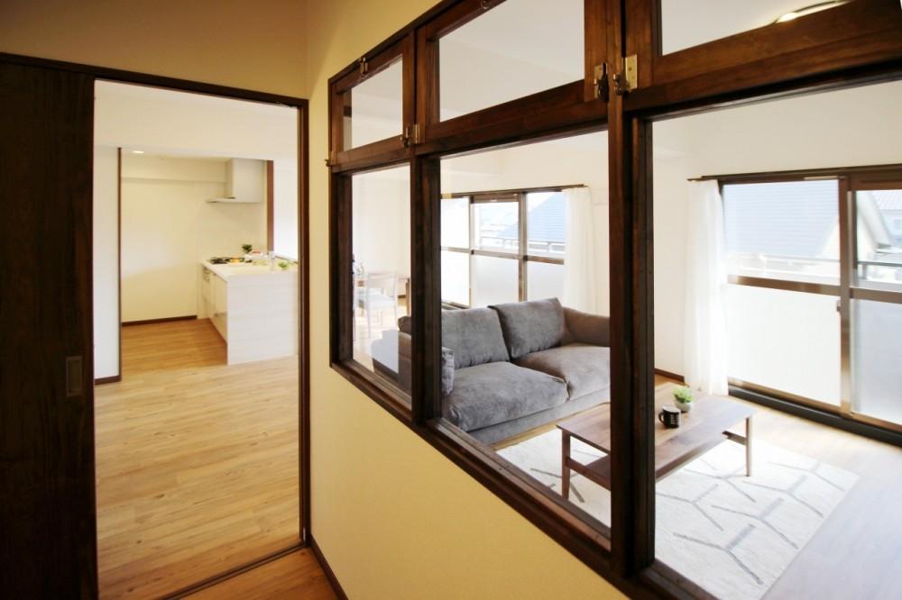 姥子山リノベーションマンション (洋室)