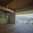 前田工務店の住宅事例「半島の家」