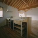 半島の家の写真 キッチン