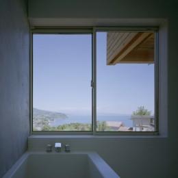 半島の家 (浴室)