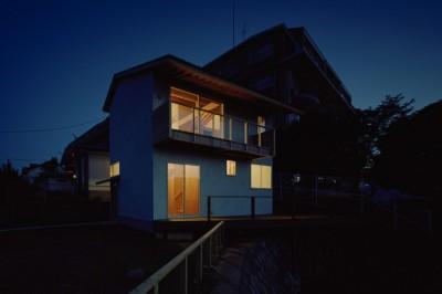 半島の家 (外観)