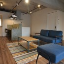 SCOMOの住宅事例「和製ブルックリンスタイル & インダストリアル」
