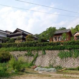 建築家 丸菱建築計画事務所の住宅事例「児島の小さなアトリエ」