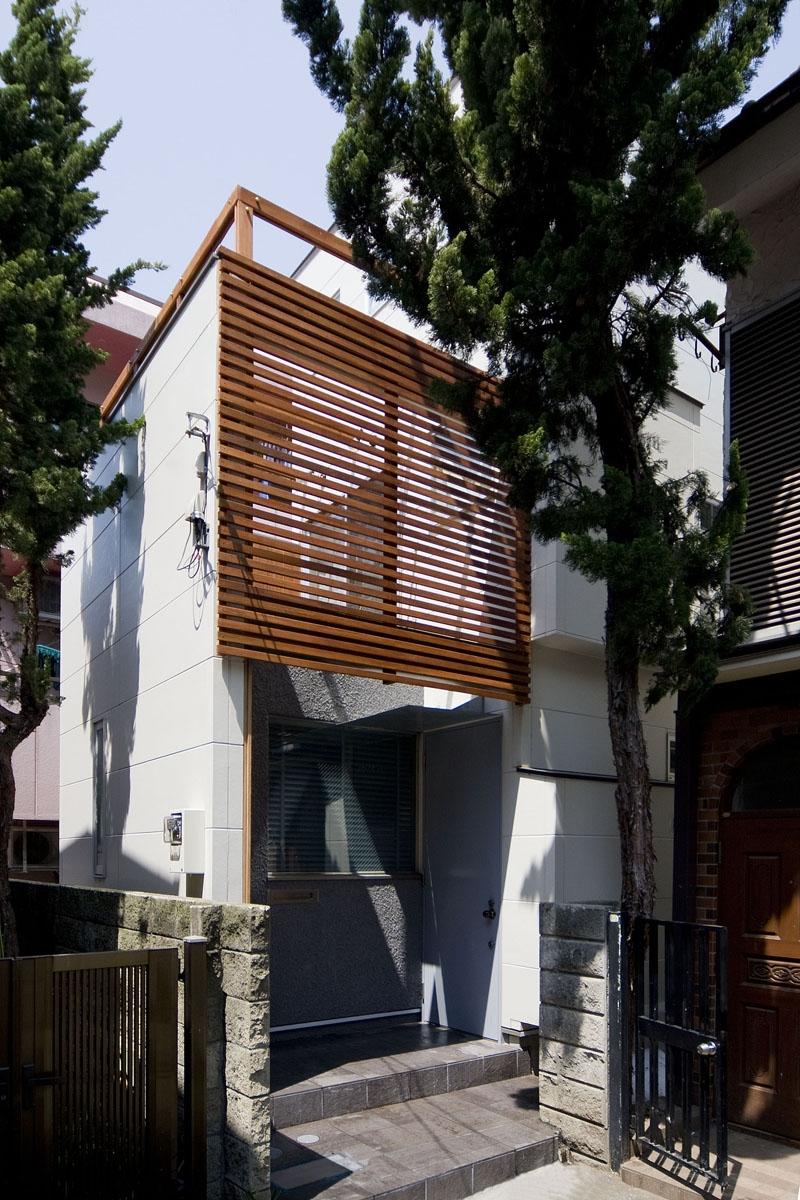 建築家:米村和夫「新宿区百人町の家(敷地12坪の家)」