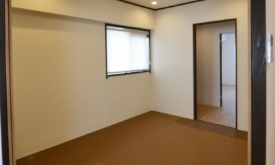 岩倉リノベーションマンション (和室)