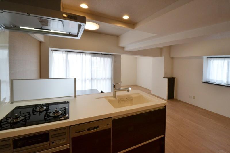 岩倉リノベーションマンション (キッチン)