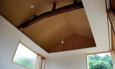 天井|児島の小さなアトリエ