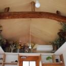 児島の小さなアトリエの写真 収納棚