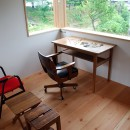 丸菱建築計画事務所の住宅事例「児島の小さなアトリエ」