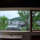 児島の小さなアトリエの写真 室内からの眺め