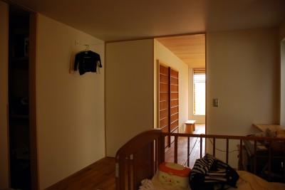 寝室 (SOHOリノベーション)