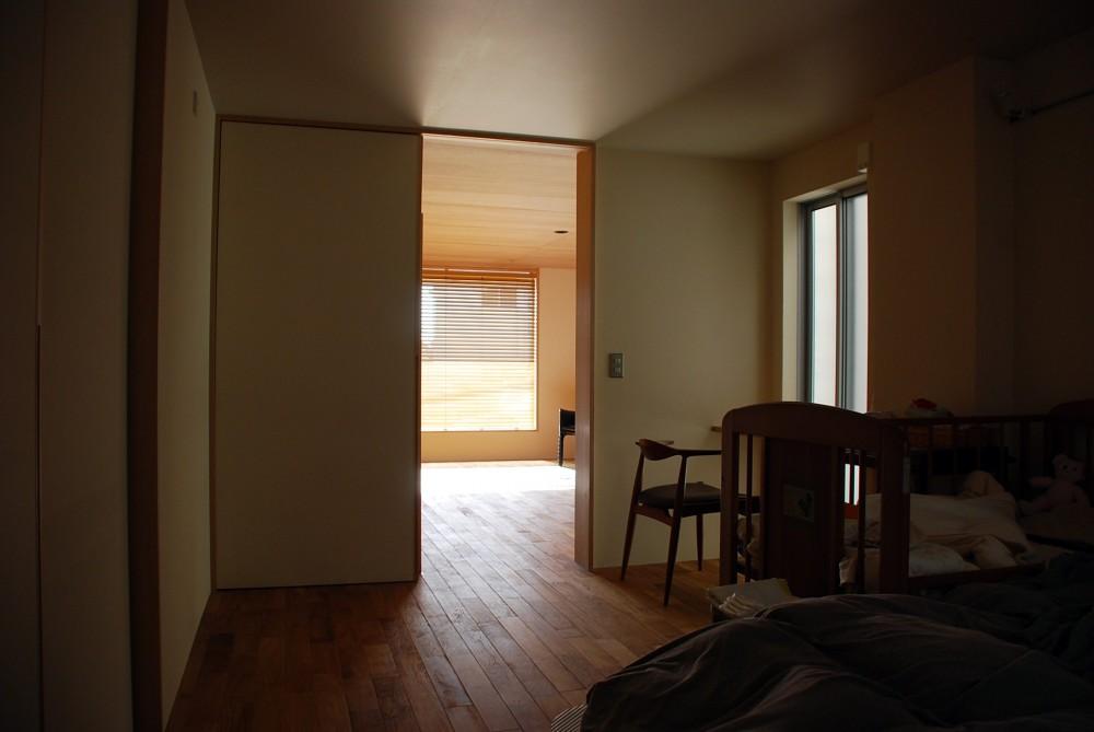 SOHOリノベーション (寝室)