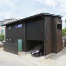 4D studio Naganoの住宅事例「余白の家」