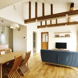 リノベーション・リフォーム会社 スタイル工房の住宅事例「ちょうどいい距離感の二世帯住宅」