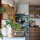 大好きな本牧を住処に(本牧 戸建てリノベーション)の写真 キッチン